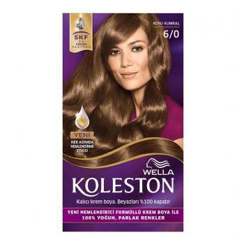 WELLA Koleston Set 6.0 Koyu Kumral Saç Boyası