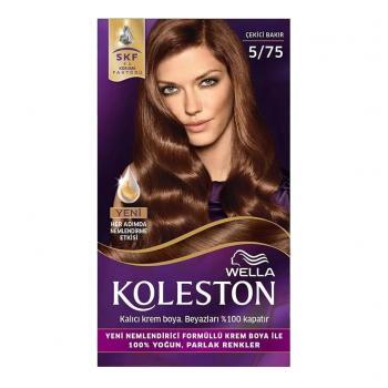 WELLA  Koleston Set 5.75 Çekici Bakır Saç Boyası