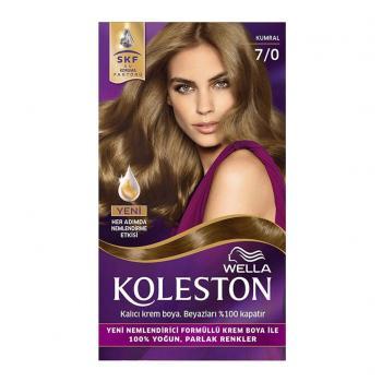 Koleston Set 7.0 Kumral Saç Boyası Wella