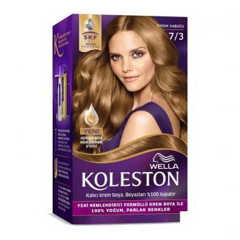 Koleston Set 7/3 Fındık Kabuğu Saç Boyası Wella