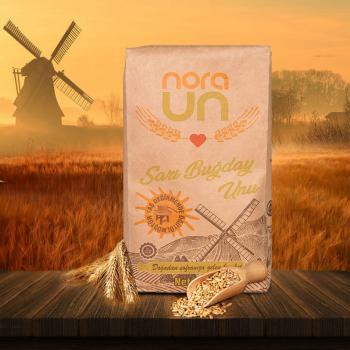 Taş Değirmen Sarı Buğday Unu (1 KG)