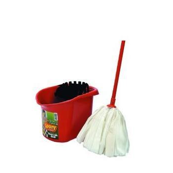 SPONYLİNE  Temizlik Seti 13,5 lt (kova+1.10 cm sap+mop