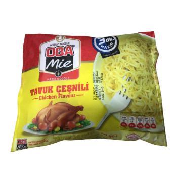 Noodle Obamie Tavuk Çeşnili 3 Dk hazır noodle 70 gr * 40 adet