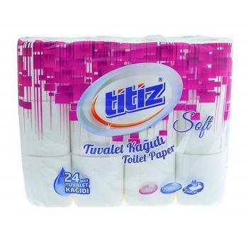Titiz Tuvalet Kağıdı 24 lü