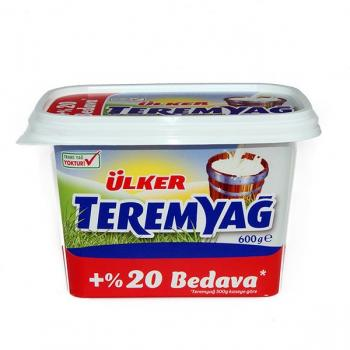 ULKER TEREMYAG MARGARIN 600 GR KASE