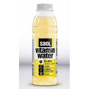 Saol C-Mix Vitaminli Su  4 x 500 ml Saol Vitamin Water